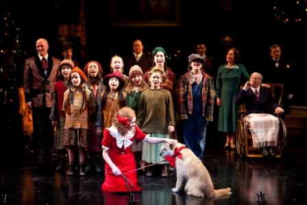 Finale of ANNIE